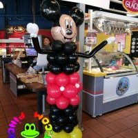 décoration ballons Mickey