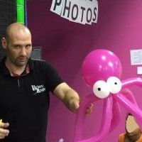 ANIMATION BALLONS CHARENTE PINCH TWIST